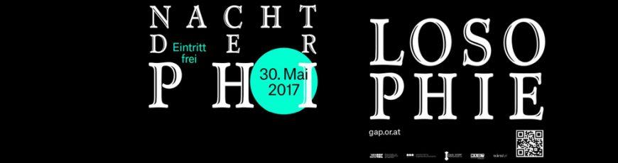 Nacht der Philosophie 2017